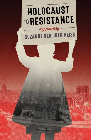 Holocaust to Resistance: Suzanne Weiss Book Tour